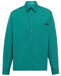 Prada Classic Straight Fit Shirt