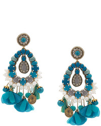 Ranjana Khan Folk Inspired Earrings