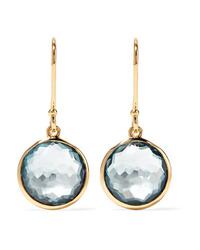 Ippolita Lollipop 18 Karat Gold Earrings