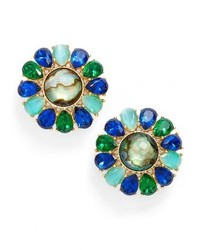 Kate Spade New York Cluster Stud Earrings