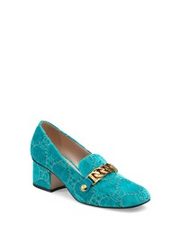 Gucci Sylvie Loafer Pump
