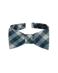 Ted Baker London Gingham Bow Tie