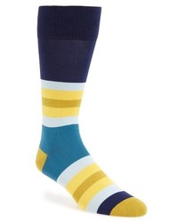 Paul Smith Chunky Block Stripe Socks