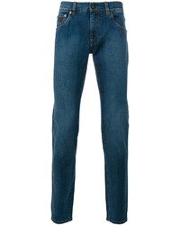 Salvatore Ferragamo Denim Slim Fit Jeans