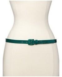 Accessories century blvd covered buckle pant belt medium 29228