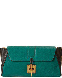 Nanette Lepore Man Hunter Clutch