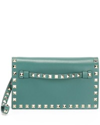 Valentino rockstud clutch medium 803332