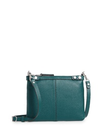 Treasure & Bond Sloane Pebbled Leather Crossbody Bag