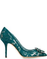 Dolce & Gabbana Belluci Pumps