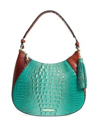 Amira leather shoulder bag medium 8692027