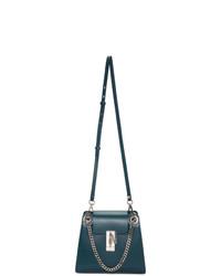 Chloé Navy Mini Annie Bag