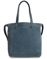 Medium leather transport tote green medium 3722626