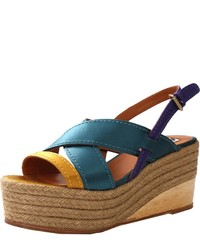 Wedge espadrille sandal medium 532997