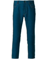 Ann Demeulemeester Niles Slim Fit Trousers
