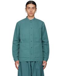 Toogood Blue The Locksmith Shirt