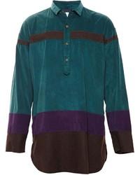 Kolor Colour Block Shirt