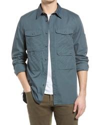 Fjallraven Ovik Shade Long Sleeve Button Up Shirt
