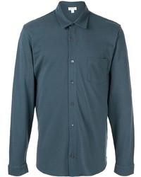 Sunspel Pique Relaxed Shirt