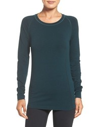 Chamonix long sleeve seamless tee medium 844872