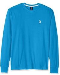 U.S. Polo Assn. Long Sleeve Crew Neck T Shirt