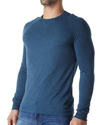 Original Penguin Reversible Solid And Stripe Long Sleeve Shirt