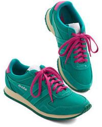 Megablue llc teal deal sneaker medium 102476
