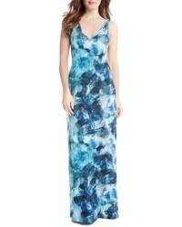Petite sea glass maxi dress medium 3694864