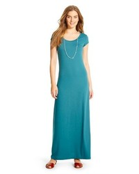 Mossimo Supply Co T Shirt Jersey Maxi Dress Supply Cotm