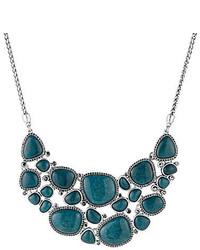Lucky Brand Jade Statet Collar Necklace