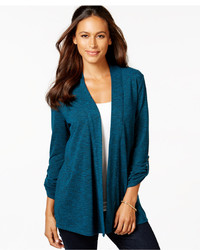 Charter Club Open Front Swing Cardigan Only At Macys