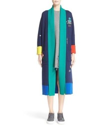 Mira Mikati Off Duty Wool Cardigan