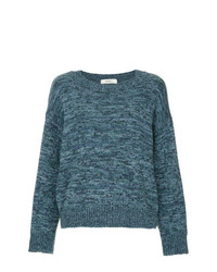 Goen.J Chunky Round Neck Sweater
