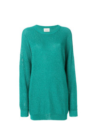 Laneus Long Round Neck Jumper