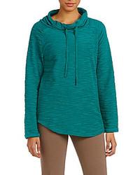 Westbound Petite Funnelneck Sweatshirt