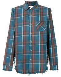 R13 Frayed Edges Shirt