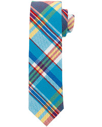 21men 21 Madras Plaid Tie