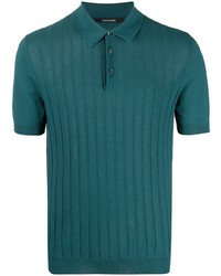 Tagliatore Knitted Polo Shirt