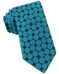 Ted Baker London Spot Printed Silk Tie