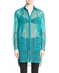 Versace Collection Baroque Print Tunic