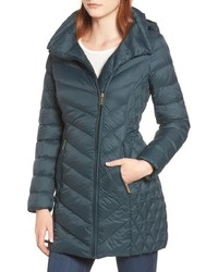 MICHAEL Michael Kors Michl Michl Kors Packable Down Hooded Jacket