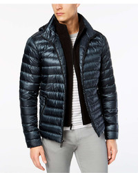 Calvin Klein Packable Hooded Puffer Jacket
