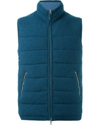 The mall quilted gilet medium 612501