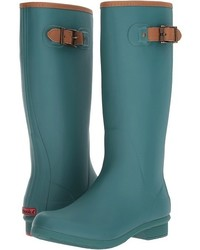 Chooka City Solid Tall Boot Rain Boots