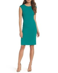 Scuba sheath dress medium 4015120