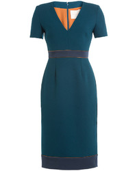 Roksanda Tailored Sheath With Banded Waist
