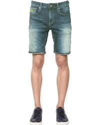 Superdry Slim Fit Stretch Cotton Denim Shorts