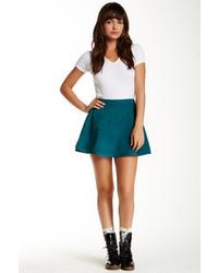 American Apparel Rigid Corduroy Circle Skirt