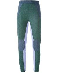 Carven Panelled Skinny Pants