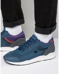 Le Coq Sportif R Xt Ripstop Sneakers In Blue 1620397