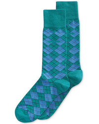Hugo Boss Argyle Crew Socks